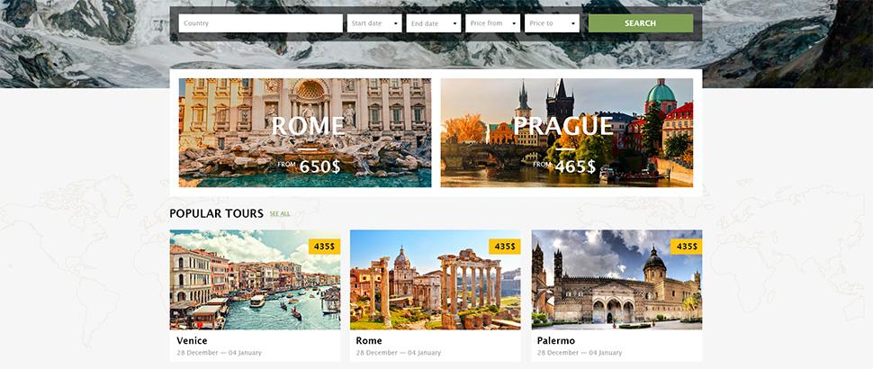 Туристическая компания Vescor Travel